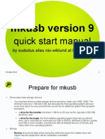 MkUSB Quick Start Manual