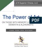 The Power of Art, an ASC ebook