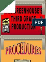 Pp Greenhouse Procedures