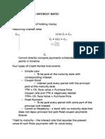 Economics of Money