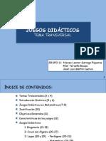 JUEGOS DIDACTICOS