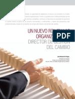 El nuevo rol en las organizaciones