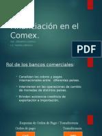 Financiacion en El Comex