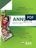 Annual Report 2013 14