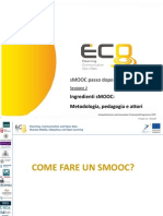 SMOOC Passo Dopo Passo - Sessione 2 - PPT 2/3