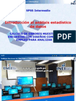 spss introduccion Analisis Estadistico Datos