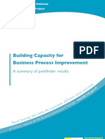 National Process Improvement Project