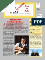 edição nº 2 boletim da pas