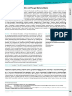The Amsterdam Declaration on Fungal Nomenclature