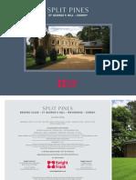 Split Pines