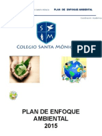 Plan de Enfoque Ambiental 2015 Arreglado