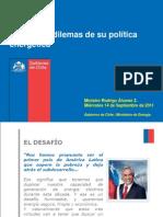 Presentacion Politica Energetica Chile