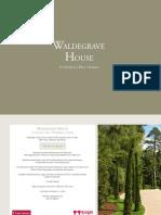 Waldegrave House