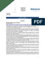 Noticias - News 29-Ene-10 RWI-DESCO