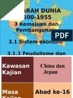 Ekonomi Feudalisme China 2014