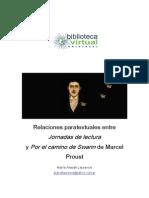 Figuras de Lector en Proust