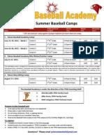 2015 tphs baseball academy summer camps and parent consent 03-2015 (3) (2)