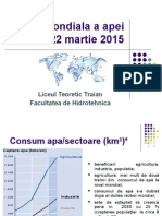 Ziua Apei 2015 - 2
