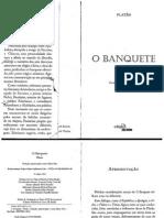 Platão. O Banquete. Tradução Edson Bini. PDF