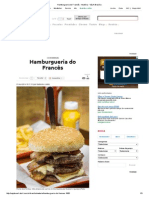 Hamburgueria Do Francês - Matéria - VEJA Brasília
