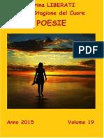 Poesie Di Marina Liberati Volume 19