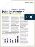 Savills Market in minutes (March 2015)