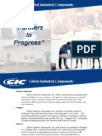 GIC Company Presentation - Global Industrial Components