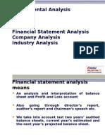 fundamental Analysys