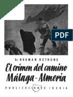 El Crimen de la carretera Málaga - Almería