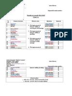 Planificare Anualã Cls 1