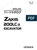 Manual de Taller Excavadora Hitachi Zx200-225-230-270