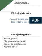 S17 Chuong8 ThietKe P4 TK Giaodien