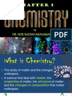 Chapter 1 Chemistry