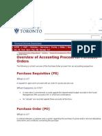 PO Process