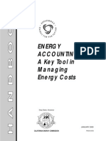 EMan-Energy Accounting - A Key Tool in Managing Energy Costs, CEC-400!00!001B