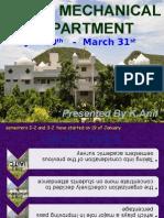 Quarterly Report Presentation