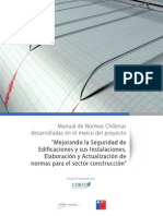Manual de Sismos en Chile