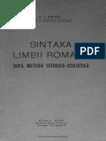 Sintaxa