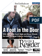 River Cities' Reader - Issue 879 - April 2, 2015