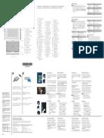 Manual para Tablet DELL Latitude 10 St2e