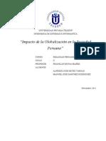 monografia realidad peruana