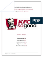 Services Review | KFC India