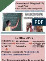 2015-1 Ppt 2 La Eib en El Perú