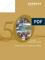 Ranbaxy - 2010 Annual Report