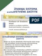 Istrazivanja sistema ZZ 2006.ppt