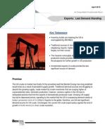 Bentek_ExportsLastDemandStanding_April2015