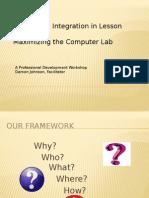 Staff Development PowerPoint
