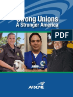 Strong Unions Strong America