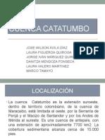 Cuenca Catatumbo