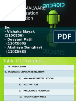 Final Android Malware(2007)